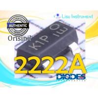ORIGINAL MMBT2222A 2222A K1P NPN 600mA 40V Transistors SOT-23 Diodes