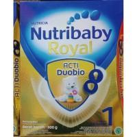 Nutribaby Royal tahap 1 0-6 bulan