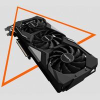 GIGABYTE Radeon RX 5700 XT GAMING OC 8GB DDR6 GV-R57XTGAMING OC-8GD