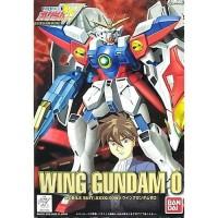 MAINAN ROBOT GUNDAM WING 0 FIGURE WF-09 1-144