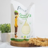 JAVARA Coconut Cooking Oil Non Aroma 1800ml / Minyak Kelapa