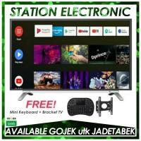 Toshiba 32L5995 / 32L5995VJ Smart Android TV 32 Inch - Go-Jek/Grab
