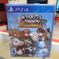 kaset ps4 harvestmoon light of hope