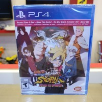 kaset ps4 naruto storm road to boruto