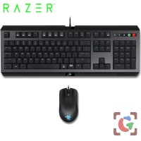 Paket Keyboard Razer Cyclosa dan Mouse Razer Abyssus Combo Kit