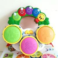 Mainan Caterpillers Drums