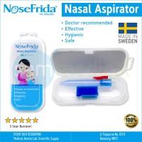 NoseFrida Nasal Aspirator, Alat Penyedot Ingus Bayi