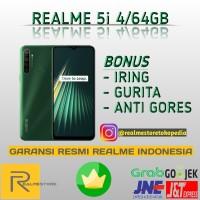 REALME 5i 4/64GB NEW GARANSI RESMI