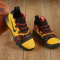 Sepatu Basket NIKE KOBE AD EXODUS BLACK YELLOW Impot| Premium Original
