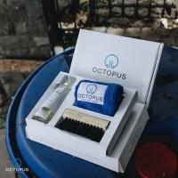 Octopus Shoe Cleaner Starter Kit - Pembersih Sepatu - Medium Brush