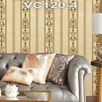Wallpaper Dinding Garis Classic VICTORY VC120-1 - 120-5
