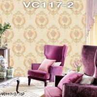 Wallpaper Dinding Bunga Classic VICTORY VC117-1 - 117-5