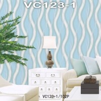 Wallpaper Dinding Modern Chic VICTORY VC123-1 - 123-4