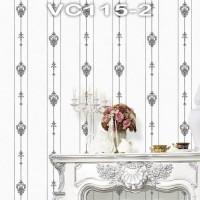 Wallpaper Dinding Classic Garis VICTORY VC115-1 - 115-5