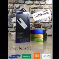 Pb/ Power bank led 3 usb ty S5 10000MAH SAMSUNG OPPO XIOMI VIVO