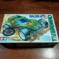 Tamiya Dash 4 CANNONBALL