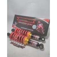 Double shock belakang 811 series size 280mm jupiter z/vega r ride it