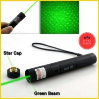 Senter Green Laser Pointer Recharge 10KM 1 Mata Hijau Terjauh seter