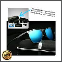 Kacamata Sunglass Fashion Polarized Original Veithdia 6623 Blue