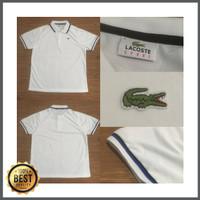 Kaos Polo Tshirt Lacoste Sport Original