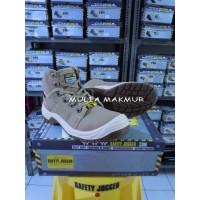 Sepatu Safety Jogger Desert Cream/Sand/Khaki S1P