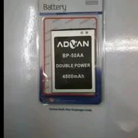 Baterai Advan BP-50AA Double Power /4800mAh / batrei