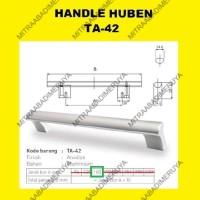 Tarikan Lemari Tarikan Laci Handle HUBEN TA42 - 160