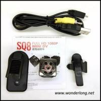Spy Camera Mini Dv SQ8 Fullhd Kamera Pengintai SQ8 Night vision