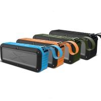 Terbaik W-king Speaker Bluetooth S20 IPX6 2000mAh FM Wireless
