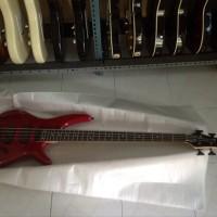Gitar BASS Ibanez SDGR Merah grab it fast