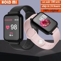 B57 Smart Bracelet IP67 Waterproof Heart Rate Monitor Blood Pressure
