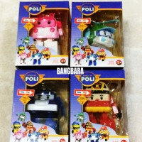 Robocar Poli Transform Set