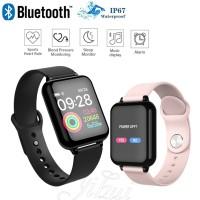 B57 Men Women Smart Watch Waterproof Sport Pedometer Heart Monitor