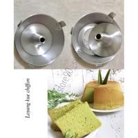 Loyang kue Chiffon PRESS / Loyang sifon / Loyang Bolu Pandan 22cm