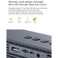 Speaker Bluetooth ROBOT RB420 Brio Original / Spiker / Speker / Ori
