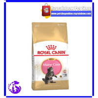 Royal Canin Maine Coon Kitten 4Kg - Makanan Kucing / Cat Food