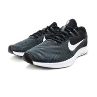 SEPATU RUNNING NIKE DOWNSHIFTER 9 BLACK WHITE ANTHRACITE COOL GREY