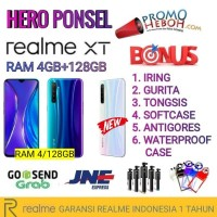 REALME XT RAM 4/128 GB GARANSI RESMI RELME INDONESIA