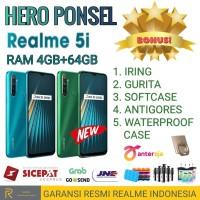 REALME 5I RAM 4/64 GB GARANSI RESMI REALME INDONESIA