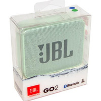 JBL GO 2 PORTABEL BLUETOOTH SPEAKER MINI ORIGINAL - BIRU - Toska