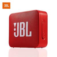 JBL GO 2 PORTABEL BLUETOOTH SPEAKER MINI ORIGINAL - BIRU - Merah