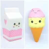 Squishy Ice Cream & Milk Trusted dan license