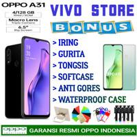 OPPO A31 2020 RAM 4/128 GARANSI RESMI OPPO INDONESIA