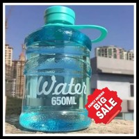 (SALE) Botol Minum Galon Mini Water 650 ml