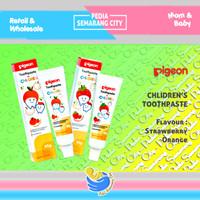 PIGEON TOOTHPASTE 45 GR | Odol Pasta Gigi Bayi Baby Tooth Paste