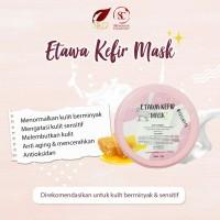 SR12 ETAWA KEFIR MASK / MASKER KULIT BERMINYAK & SENSITIF