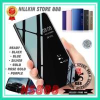XIAOMI REDMI NOTE 7 7 PRO HARDCASE CLEAR VIEW STANDING FLIP CASE COVER