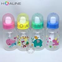 Botol susu sendok bayi smile bear/baby bottle 3 in 1 PP 125 ml HL 409