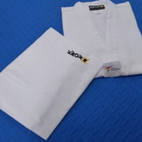 Baju Taekwondo Pemula - Kwon Clubline White - 90