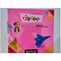 Kertas Lipat ( Origami ) Forte 30 x 30 cm - 25 lbr